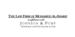 Al Sharif Law / Johnson + Pump