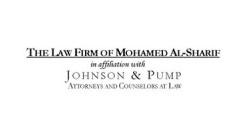 Al Sharif Law / Johnson + Pump